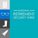 National Retirement Security Week tiled image